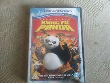 Kung Fu Panda (DVD, 2008) new sealed freepost