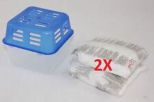 Luftentfeuchter Granulat Entfeuchter Raumentfeuchter 2x350gr inkl.Box