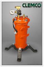 CLEMCO RESPIRATOR HELMET CPF 20 AIR FILTER #03578 SANDBLASTING NEW