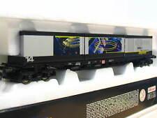 Roco H0 47983 Opel Millennium Express Containertragw. Sgis Wg. 14 DB OVP (N1197)