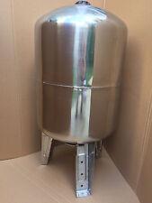 60 l Druckkessel Druckbehälter Membrankessel Hauswasserwerk  Edelstahl STVT TOP
