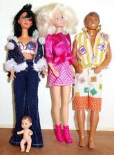New Listing1980 Vintage Barbie Doll Lot