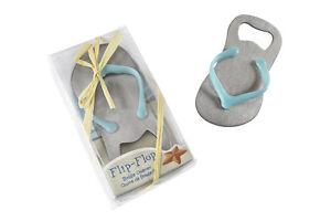 50 Flip Flop Bottle Opener Wedding Bomboniere Favours Gift