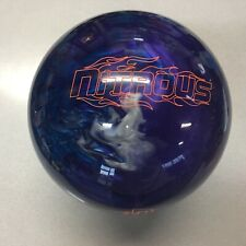 Columbia Nitrous blue/purple  BOWLING ball 12 lb  new in box.