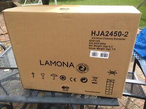Kitchen extractor fan - lamona 60cm