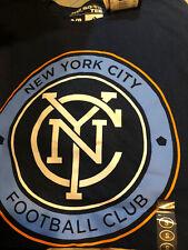 New York City Football Club Adidas T-Shirt Small New W/ Tags