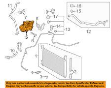 TOYOTA OEM 10-11 Prius-A/C AC Compressor 8837047031