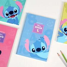 Disney Stitch Agenda Diary Notebook Paper Notepad Planner School Memo Study Free