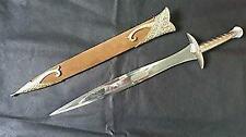 Lotr Lord Rings Sting Frodo Dagger Sword Medieval Bilbo Baggins Hobbit Brown Scb