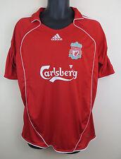 Adidas Liverpool Home 2006-08 Football Shirt Soccer Jersey Camiseta Trikot XL