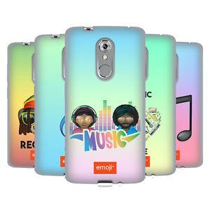 OFFICIAL emoji® MUSIC SOFT GEL CASE FOR ZTE PHONES