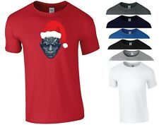 Game Of Thrones T Shirt Santa Night King GOT Christmas Xmas Gift Kids Tee Top