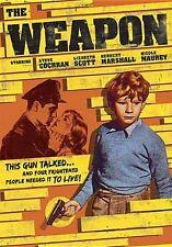 WEAPON (Steve Cochran) - DVD - Region 1
