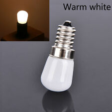 E14 Mini Refrigerator Light LED Lamp COB Bulbs Freezer Fridge Chandelier Bulb 3c Warm White