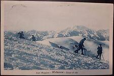 1925 - Mottarone - Campi da sky