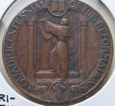 New Listing1917 Germany Quadricentennial Reformation Martin Luther Medal
