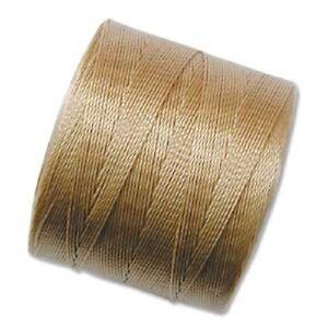 Beading Thread S-Lon™ Tex 70 Micro Cord Thread
