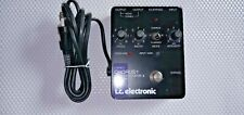 TC Electronic Stereo Chorus, Pitch Modulator, Flanger