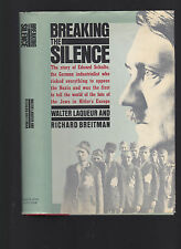 Breaking The Silence (story of Eduard Schulte, Holocaust, WW2), Lacqueur 1986