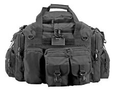 EastWest Troop Carrier Duffle Bag BLACK Tactical Hum-vee Operator Survival Bag*