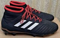 Adidas Predator 18.2 Firm Ground Cleats, Soccer Or Football Men's Size 8