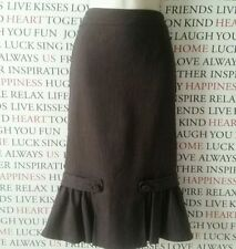 Cue Mid-Calf Straight, Pencil Skirts for Women