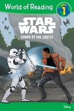World of Reading Star Wars Chaos at the Castle (Level 1) (World of Reading: