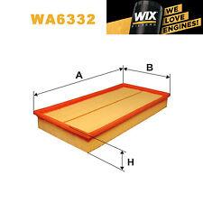 1x Wix Air Filter WA6332 - Eqv to Fram CA5436