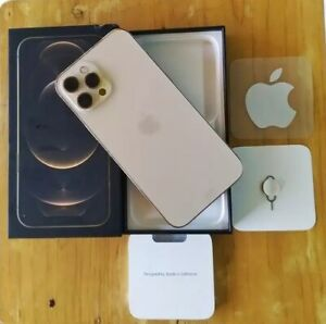 Apple iPhone 12 Pro Max - 512GB - Gold (Unlocked)