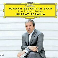 Murray Perahia - Bach Jsfrench Suites [CD]