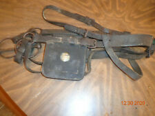 19th Century Us Military Horse Bridle