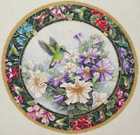 Counted Cross Stitch Kit CLASSIC DESIGN - Sweet nectar