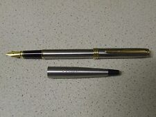 Complete Fountain Pen & Vintage Parker 45 Flighter Pen Part both engraved Diggle