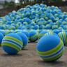 Golf Swing Training Aids Indoor Practice Sponge Foam Balls Sport: W6S4