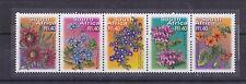 Sud Africa South Africa 2001 Fiori serie corrente 1159-63 MNH