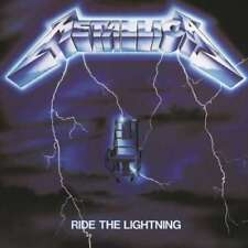 CD de musique rock album Metallica