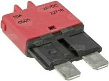10 AMP ATO BLADE TYPE CIRCUIT BREAKER THERMAL FUSE MANUAL RESET 12 VOLT 24 VOLT