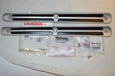 Honda New CB750 Set of 2 Exhaust Shields & Fasteners CB 750 CB750K 18315-300-020