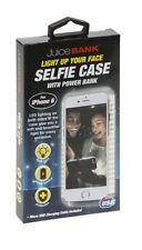 Kamparo iPhone 6 Handytasche mit Selbstleuchter