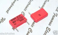 10pcs - WIMA MKP10 0.01uF (0.01µF 10nF) 1000V 5% pitch:15mm Capacitor