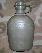 Borraccia in plastica per acqua. U.S. Army