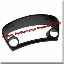 Twin 52mm Gauge Pod For Mitsubishi Lancer Evolution Evo 4 5 6 IV V VI RS GSR TME