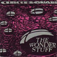 "WONDERSTUFF Circlesquare 1990 UK 12"" Single WONDER STUFF EXCELLENT CONDITION"