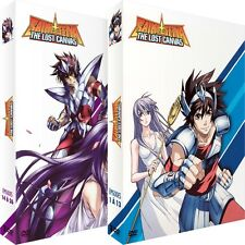 ★ Saint Seiya: The Lost Canvas ★ Intégrale - 2 Coffrets - 6 DVD