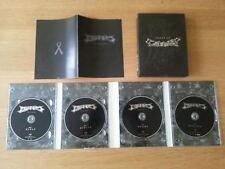 Nunchaku – Nunchaku Archives (RARE, Limited Edition 3 CD + DVD Box Set 2007)