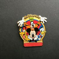 WDW - Name Pin FAB 4 - Disney Pin 28802