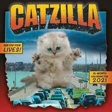 Catzilla Calendar 2021