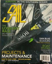 Sail Jan 2017 The Loneliest Race Projects & Maintenance Boats FREE SHIPPING sb