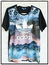 Adidas Originals Mountain Clash Women's T-Shirt Size UK12