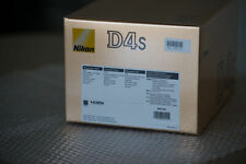 Nikon D4S 16.2 MP Digital SLR Camera (Body Only) - Extremely Low Shutter Count!